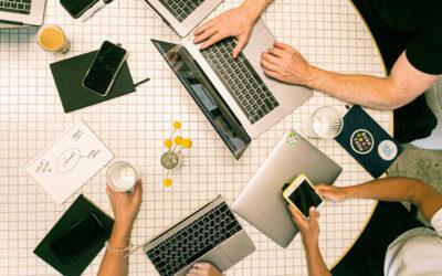 Accélérer sur la digitalisation des services interne est un vrai facteur clé de performance